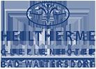 Quellenhotel Heiltherme Bad Waltersdorf Heiltherme Bad Waltersdorf GmbH & Co. KG