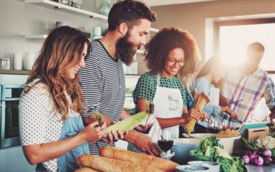 Kochen als Teamevent: Das Wir-Gefühl stärken
